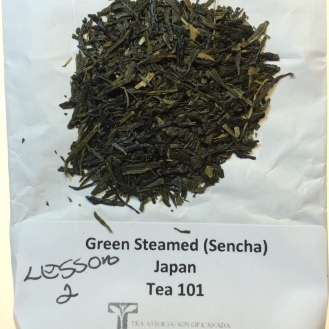 Green Steamed - dry