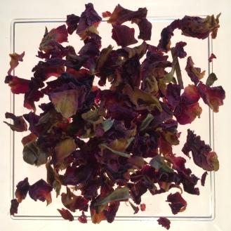 Org. Rose Petals - dry
