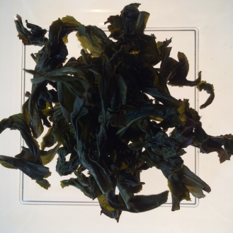 Spring Pouchong Oolong - wet