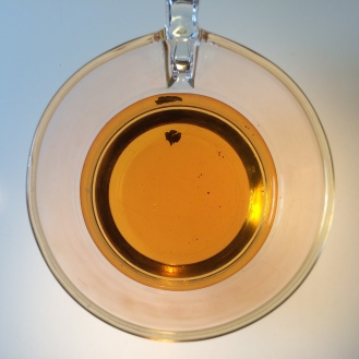 2nd Flush Darjeeling - liquor