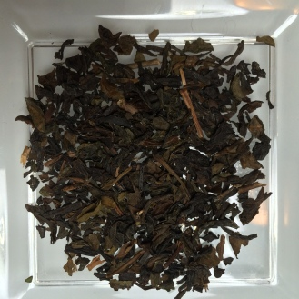 Oolong long oxidized - dry