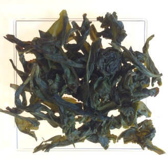 Oolong low oxidized - wet